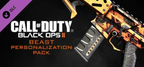 Call of Duty. Black Ops II. Beast Personalization Pack дешевле чем в Steam