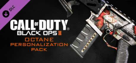 Call of Duty. Black Ops II. Octane Personalization Pack дешевле чем в Steam
