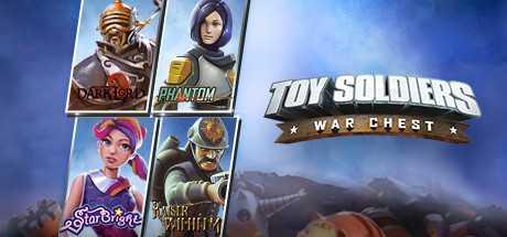 Купить Toy Soldiers. War Chest со скидкой 50%