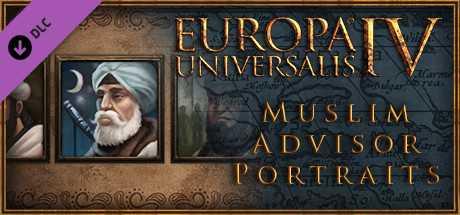 Europa Universalis IV. Muslim Advisor Portraits дешевле чем в Steam