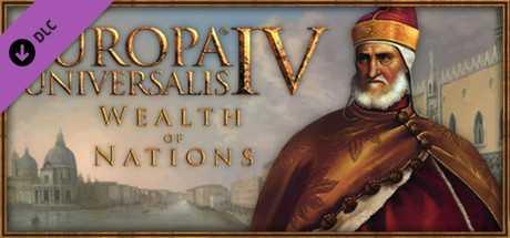Europa Universalis IV. Wealth of Nations дешевле чем в Steam