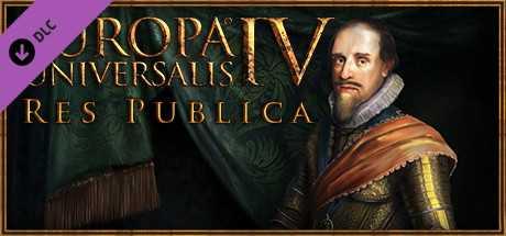 Europa Universalis IV. Res Publica дешевле чем в Steam