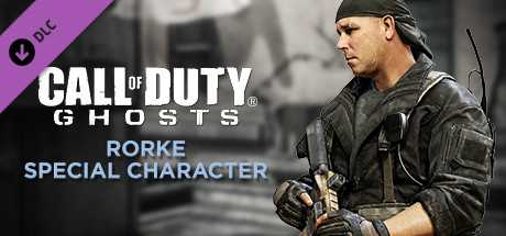 Call of Duty. Ghosts. Rorke Special Character дешевле чем в Steam