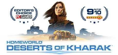 Купить Homeworld. Deserts of Kharak со скидкой 60%