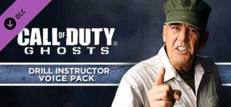 Call of Duty. Ghosts. Drill Instructor VO Pack дешевле чем в Steam