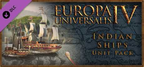 Europa Universalis IV. Indian Ships Unit Pack дешевле чем в Steam
