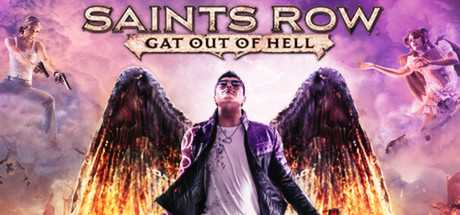 Купить Saints Row. Gat out of Hell