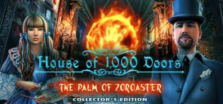 Купить House of 1000 Doors. The Palm of Zoroaster Collector's Edition со скидкой 86%