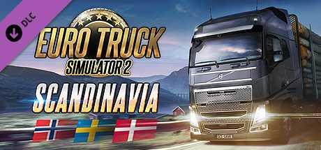 Купить Euro Truck Simulator 2. Scandinavia со скидкой 66%