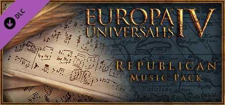 Купить со скидкой Europa Universalis IV. Republican Music Pack