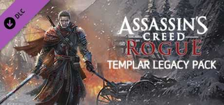 Assassin's Creed Rogue. Templar Legacy Pack