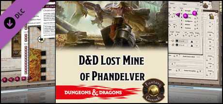 Скидка на Fantasy Grounds  D&D Lost Mine of Phandelver