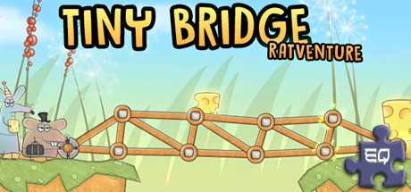 Купить Tiny Bridge. Ratventure со скидкой 93%