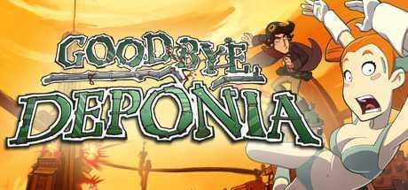 Купить Goodbye Deponia со скидкой 85%