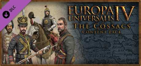 Content Pack. Europa Universalis IV. The Cossacks дешевле чем в Steam