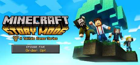 Купить ключ дешево Minecraft. Story Mode. A Telltale Games Series