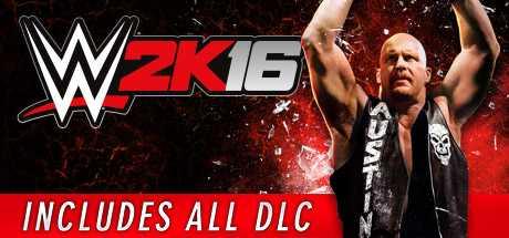 Купить WWE 2K16 со скидкой 66%