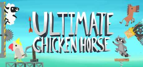 Купить Ultimate Chicken Horse со скидкой 17%