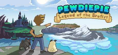 Купить PewDiePie. Legend of the Brofist