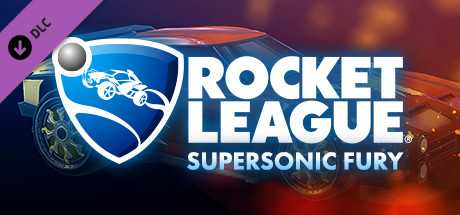 Rocket League. Supersonic Fury DLC Pack дешевле чем в Steam