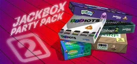 Купить The Jackbox Party Pack 2