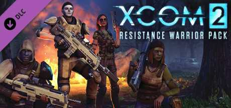 XCOM 2. Resistance Warrior Pack дешевле чем в Steam