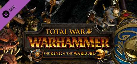 Total War. WARHAMMER. The King and the Warlord дешевле чем в Steam