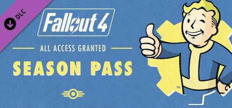 Купить Fallout 4 Season Pass со скидкой 50%