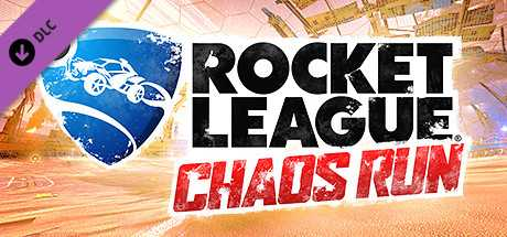 Rocket League. Chaos Run DLC Pack дешевле чем в Steam