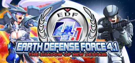 Купить EARTH DEFENSE FORCE 4.1 The Shadow of New Despair