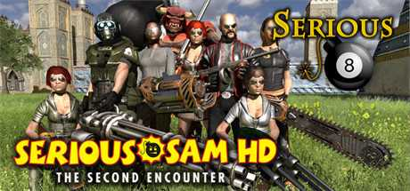 SERIOUS SAM-SECOND ENCOUNTER