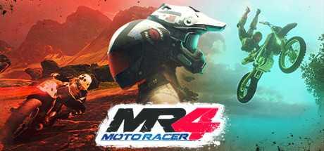 Купить со скидкой Moto Racer 4