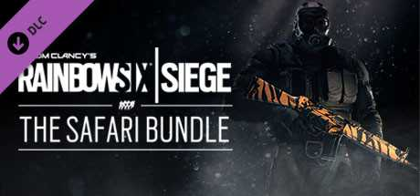 Купить ключ дешево Tom Clancy's Rainbow Six Siege. The Safari Bundle
