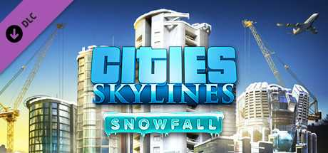Cities. Skylines. Snowfall дешевле чем в Steam