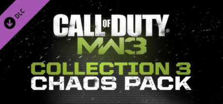 Call of Duty. Modern Warfare 3 Collection 3. Chaos Pack дешевле чем в Steam