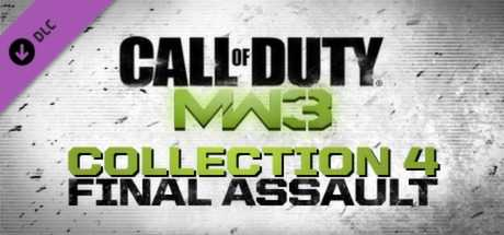 Call of Duty. Modern Warfare 3 Collection 4. Final Assault дешевле чем в Steam