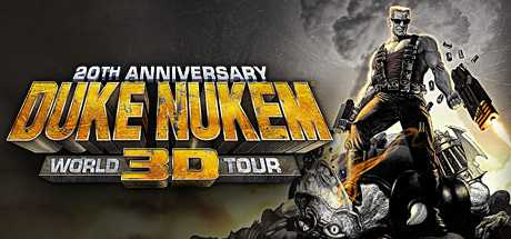 Duke Nukem 3D. 20th Anniversary World Tour дешевле чем в Steam