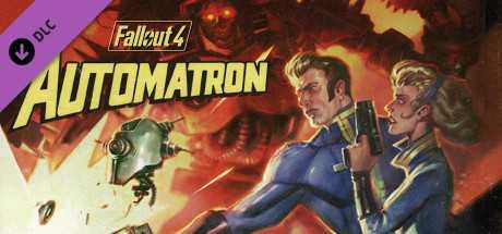 Купить Fallout 4. Automatron со скидкой 40%