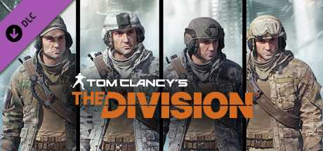 Купить ключ дешево Tom Clancy's The Division. Marine Forces Outfits Pack