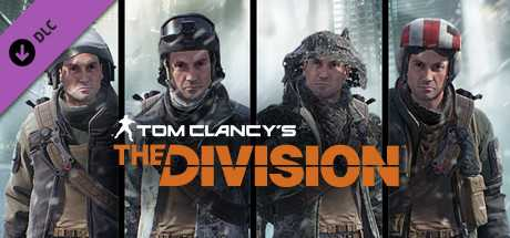 Купить ключ дешево Tom Clancy's The Division. Military Specialists Outfits Pack