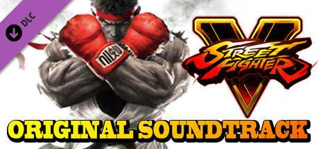 Street Fighter V Original Soundtrack дешевле чем в Steam