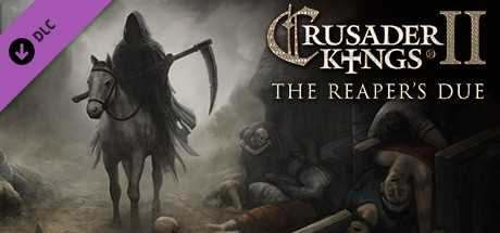Купить Crusader Kings II. The Reaper's Due со скидкой 8%