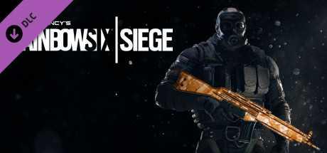 Купить со скидкой Tom Clancy's Rainbow Six Siege. Topaz Weapon Skin
