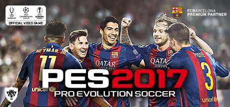 Купить Pro Evolution Soccer 2017