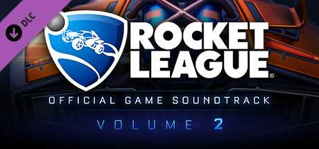 Rocket League. Official Game Soundtrack, Vol. 2 дешевле чем в Steam
