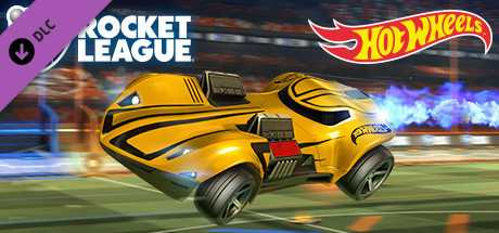 Купить Rocket League. Hot Wheels Twin Mill III