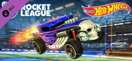 Rocket League. Hot Wheels Bone Shaker дешевле чем в Steam