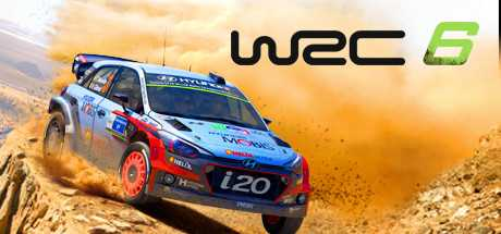 Купить WRC 6 FIA World Rally Championship со скидкой 50%