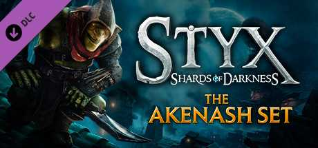 Styx. Shards of Darkness. The Akenash Set дешевле чем в Steam