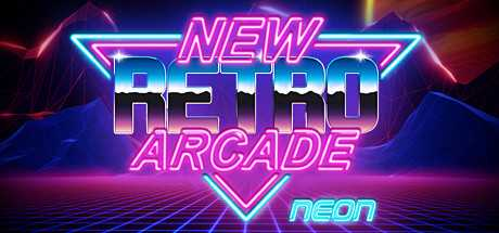 Купить New Retro Arcade. Neon
